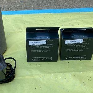 Amazon Other - Amazon Echo Plus (2nd Gen) with Amazon Smart Plugs